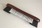 DELUXE QUALITY 23cm POOL / SNOOKER TABLE MAHOGANY BRUSH **