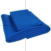 Pool Cloth, 6 x 3 Bed & Cushions, Blue