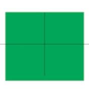 Green Racking Cloth