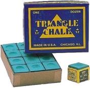 12 pcs of Triangle Chalk