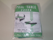 POOL TABLE COVER TO FIT 2.4m TABLE**