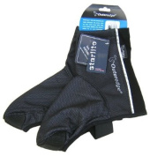 Outer Edge WINDSTER SPD Cover Waterproof Windproof Overshoes Black Size
