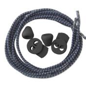 Elastic Lock Laces Shoelaces For Running & Triathlon