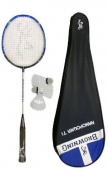 Browning Nanopower Ti Badminton Racket + 3 Shuttles RRP £145