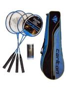 Carlton Tournament Badminton Set - includes 4 rackets