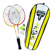 Talbot Attacker Junior Badminton Two-Player Set