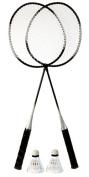 Pro Smash 2 Player Badminton Set