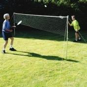Badminton & Garden Tennis Set