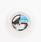 Yonex BG80 White Badminton String 0.68mm 200m reel