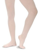 Roch Valley seamless ballet tights white age 3-5years