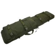 Wisport Rifle Cover 100cm Hunting Cordura Weapon Case MOLLE Backpack Olive Green