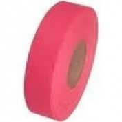 Neon Pink ice/inline hockey stick tape
