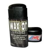 A & R Wax-On Hockey Stick Wax - Black