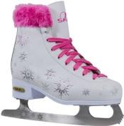 SFR Snowflake Childrens Ice Figure Skates
