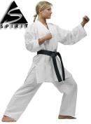 Karate 270ml 100% Cotton White Karate Uniform