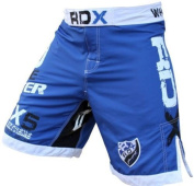 Authentic RDX Gel Flex Fight Shorts UFC MMA Cage NHB Grappling
