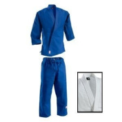 Martial Arts Ju Jitsu Blue GI