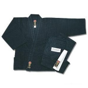 Martial Arts Ju Jitsu Gi Black