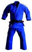 Adidas J500B Blue Judo Uniform, 3/160cm