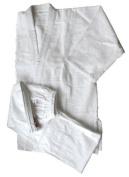 Judo /Martial Arts Uniform Basic, white, 100 % Cotton