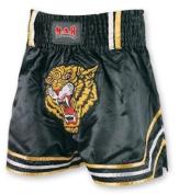 Kickboxing & Thai Shorts Black