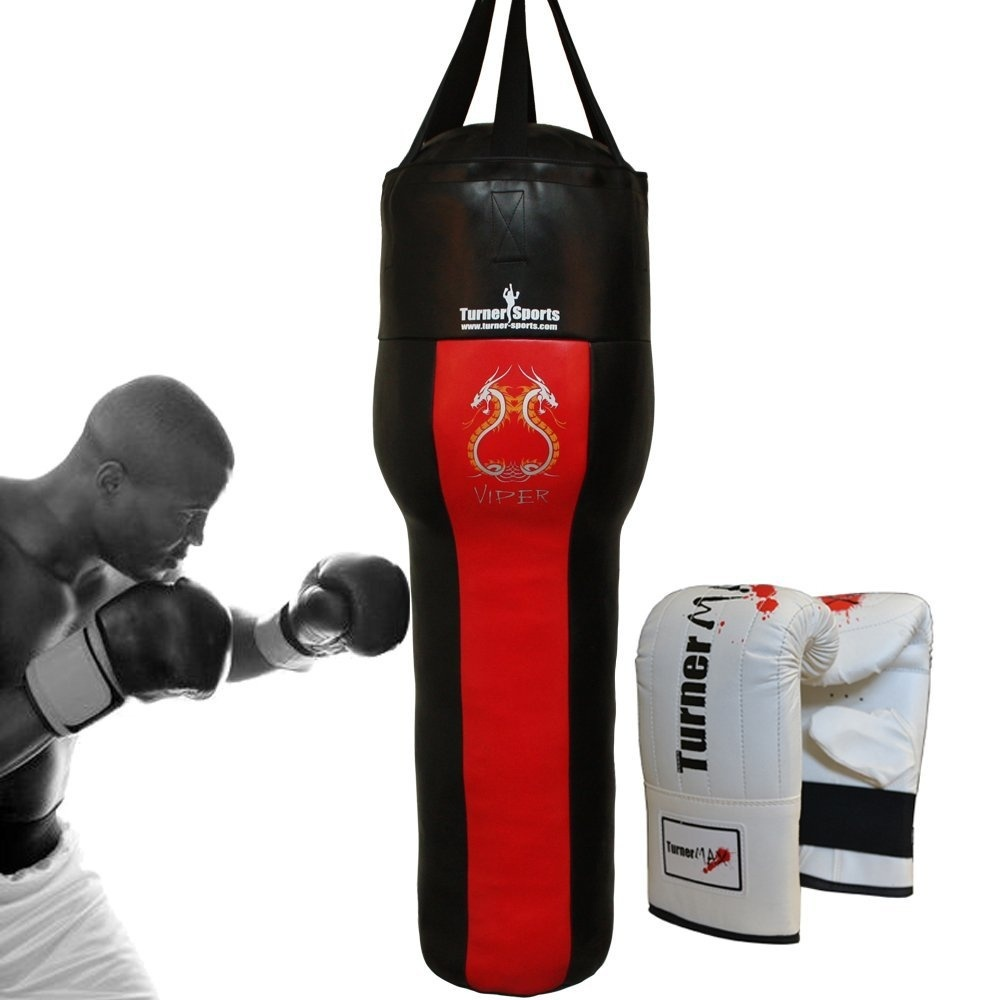 Turnermax Vinyl Upper Cut Angled Body Bag Kick Boxing Punch Bags Filled Red Black 1 2m By Online For Sports Outdoors In New Zealand