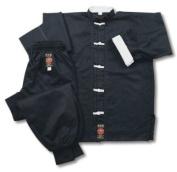 MAR Kung-Fu Uniform Black