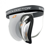 Shock Doctor Supporter with Protective Cup Shorts