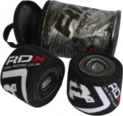 Authentic RDX GEL Hand Wraps Bandages Gloves MMA, Boxing Mexican Punch Bag Muay Thai