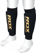 RDX MMA Shin Foam Pads Support Boxing Leg Guards Protector Kickboxing Muay Thai