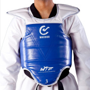 Wacoku WTF Approved Reversible Competition Body Armour