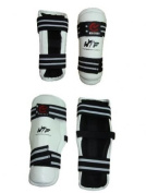 WTF Approved Competition Taekwondo Shin Pads