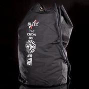Blitz Sport Taekwondo Black Duffle Bag