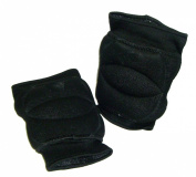 MMA Knee Pads Black 1 Size Senior