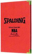 Spalding Writing Pad & Holder - Orange, A5