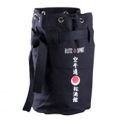 Blitz Sport Shotokan Black Duffle Bag