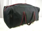 Extreme Style Large Black Holdall Sports Bag - 65 Litre