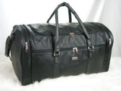 A BRAND NEW, HIGH QUALITY, 65 LITRE DURABLE POLYESTER SPORTS/GYM/KIT BAG c/w FULLY ADJUSTABLE SHOULDER STRAP