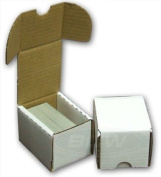 100 Count Card Storage Box x 10 pack