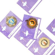 Extra Medal Page for My Proud Moments' Children's Medal, Certificate and Achievement Case - Purple