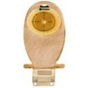 Coloplast SenSura One Piece Non Convex Standard Wear EasiClose Wide Maxi Transparent Drainable Pouch