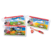 Angry Birds Dental Travel Kits - 48 per Pack
