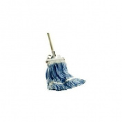 Quickie Brooms & Mops Wet Mop with Microban 023MB-1