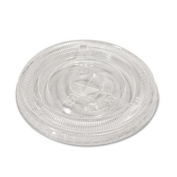 Compostable Cold Cup Flat Lids