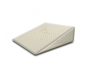 Brentwood Therapeutic Foam Bed Wedge Sleep Pillow with Washable Bamboo Cover