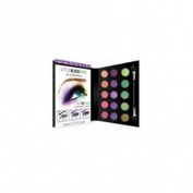 L.A. Colours Little Black Book Eyeshadow 73696 Glam