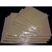 20 x SHEETS OF LARGE AND MEDIUM SIZES TATTOO practise SKINS