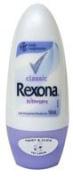 Rexona Classic Women's Roll-On Deodorant 50mL.