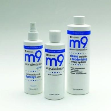 Hollister m9 Odour Eliminator Spray - 240ml Bottle Unscented