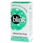 Amo Amo Blink Contacts Lubricant Eye Drops For Soft And Rgp Lenses , .3 Fl Oz